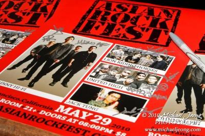Asian rock fest