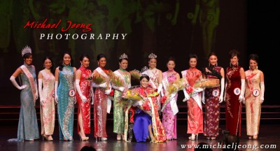 Miss Chinatown USA 2012 Pageant