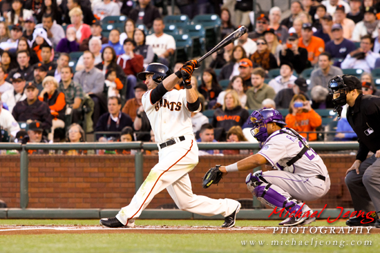 Marco Scutaro's hitting groove is coming back as he hits 3 for 4.