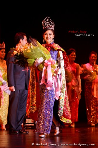 Miss Chinatown USA 2014 Karen Li.