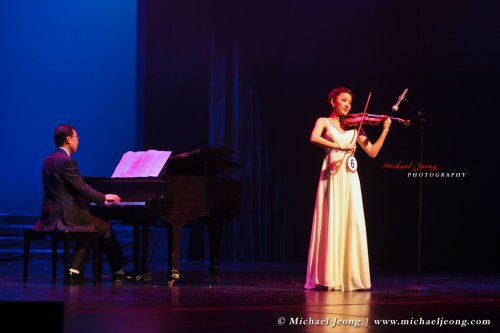 Karen Li performing Spring in Xin Jiang.