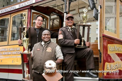 Cable Car Ringing Contest 2009